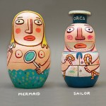 Mermaid & Sailor