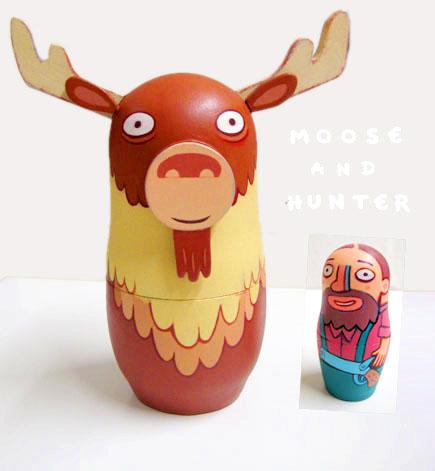 Moose & Hunter
