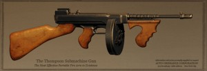 Tommy Gun colour