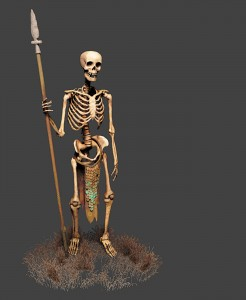 Skeleton Posed #2