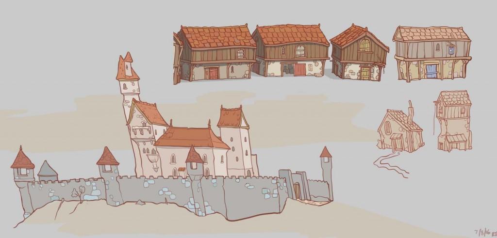 TOWN Buildings