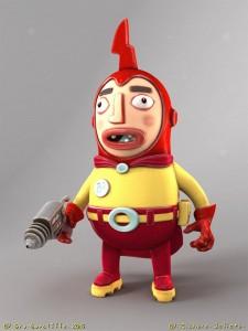Stu's Spaceman
