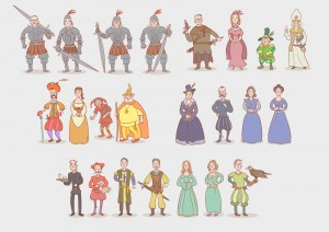 Non Player Characters - Part 2