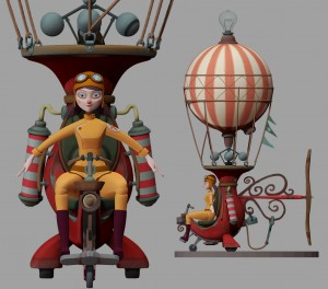 BALLOON revisited